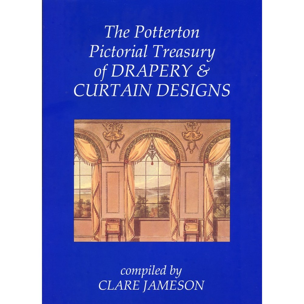 Pictorial Treasury of Curtain and Drapery Design, 1750-1950