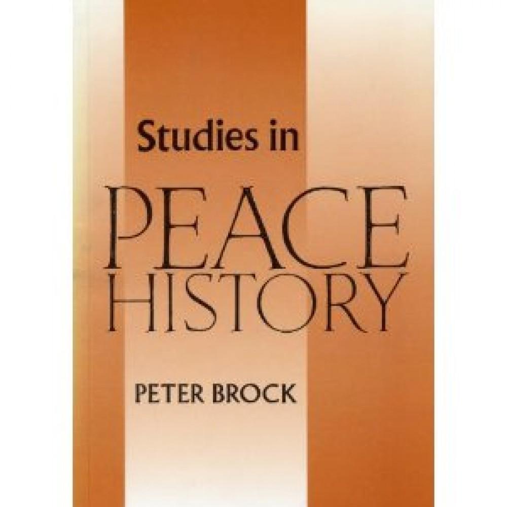 STUDIES IN PEACE HISTORY
