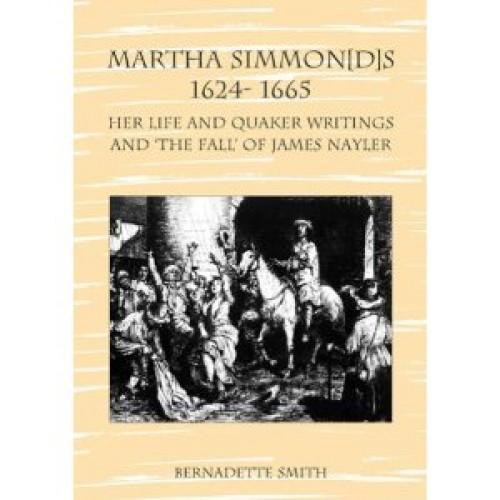 MARTHA SIMMOND(D)S 1624-1665: