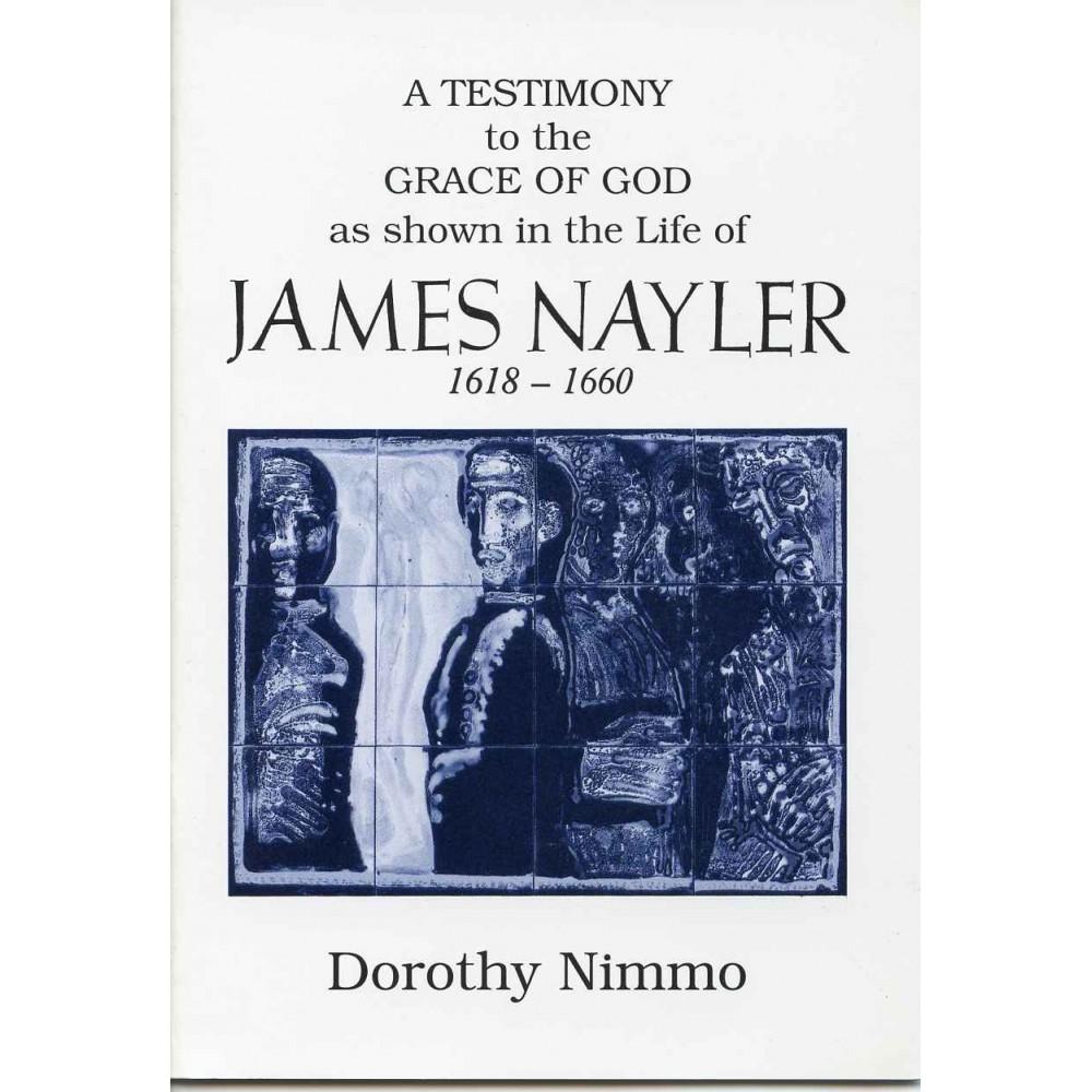 TESTIMONY TO THE GRACE OF GOD