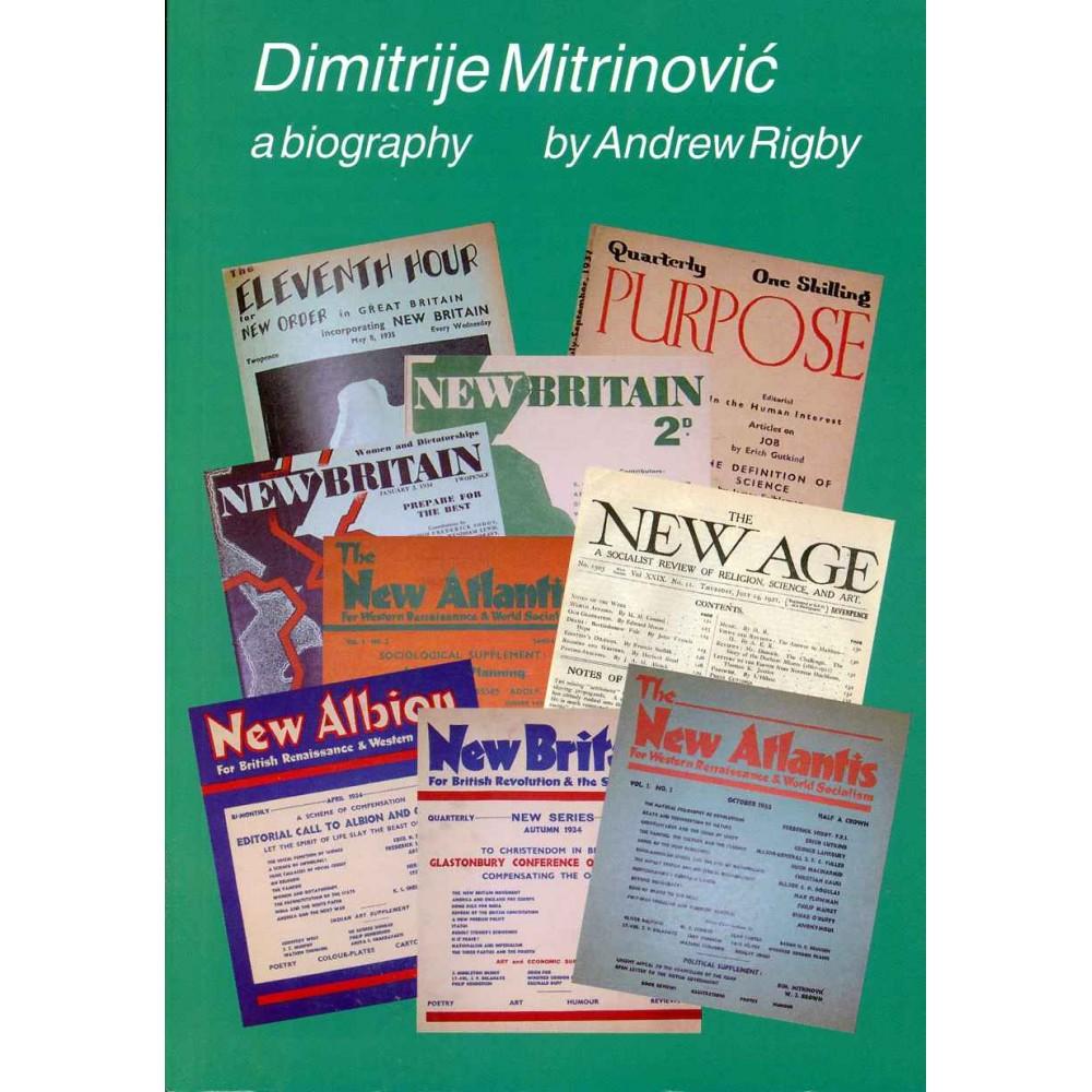 DIMITRIJE MITRINOVIC