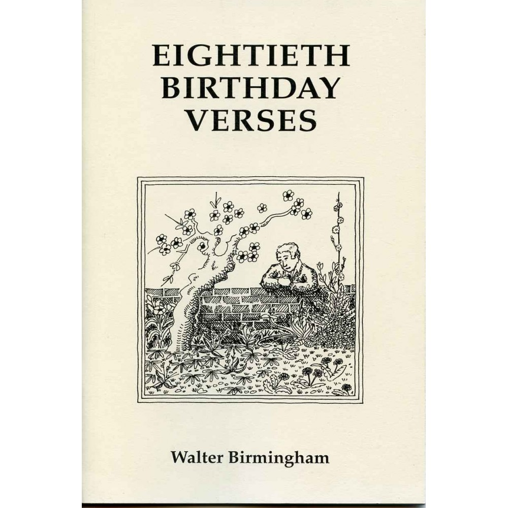 EIGHTIETH BIRTHDAY VERSES