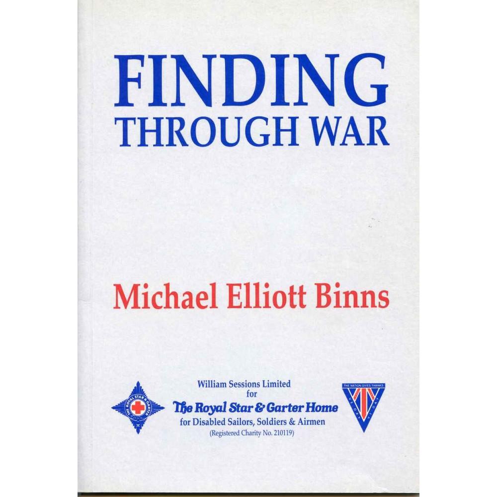 FINDING THROUGH WAR