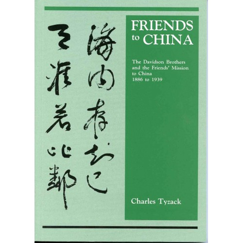 FRIENDS TO CHINA