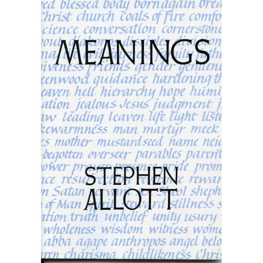 MEANINGS - BIBLICAL COMMENTARIES