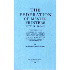 BRITISH FEDERATION OF MASTER PRINTERS