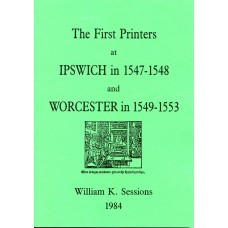 6. THE FIRST PRINTERS