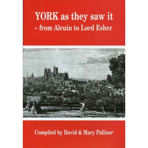 YORK AS THEY SAW IT